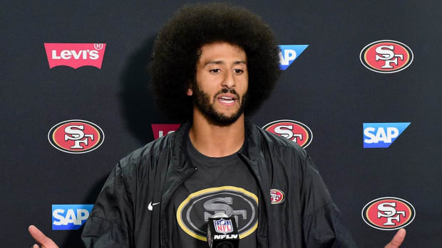 Colin Kaepernick to Trump: America has never been great for people of color - IMAGE