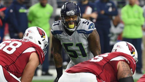 Report: Bruce Irvin will sign with Raiders--IMAGE