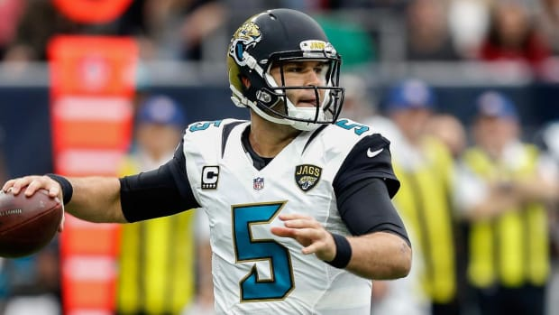 The MMQB Spotlight: Blake Bortles IMAGE