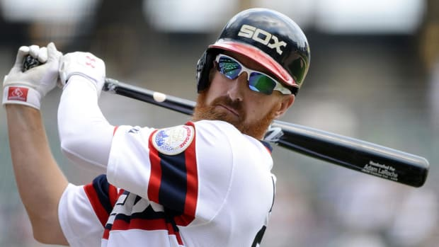 White Sox considered boycott in support of Adam LaRoche -- IMAGE