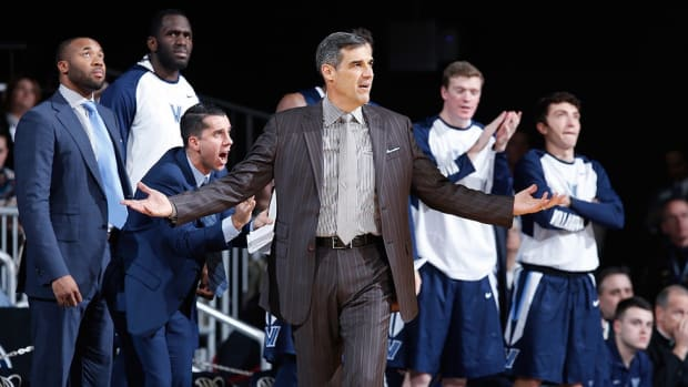 Jay Wright and Villanova believe they've found the perfect balance for a deep NCAA tournament run
