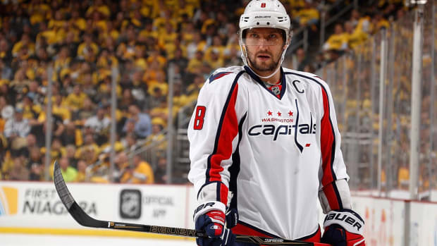 Playoff disappointment continues for Capitals' Alex Ovechkin - IMAGE