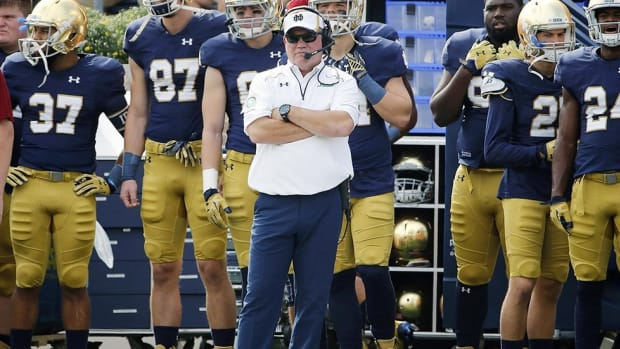 Will Notre Dame ever give up its independence and join a conference? #DearAndy