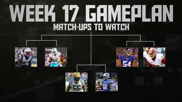 NFL's Week 17 Gameplan IMAGE