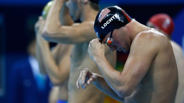 Ryan Lochte agrees to serve 10-month suspension, other swimmers get four months -- IMAGE