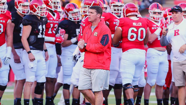 Roadmap to rebuild: New Rutgers coach Chris Ash lays out his vision, what he learned from Ohio State