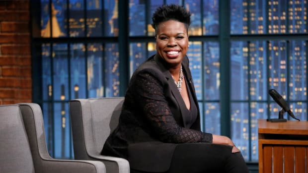 Comedian Leslie Jones added to NBC's Olympics coverage - IMAGE