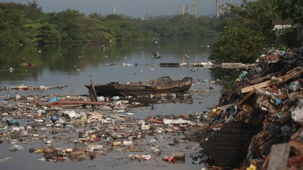 Study shows athletes at risk in Rio due to contaminated water IMAGE