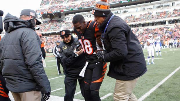 NFL Week 11 injuries - IMAGE