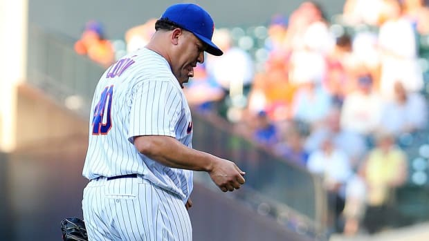 Verducci: How can Mets replenish their injured roster? IMAGE