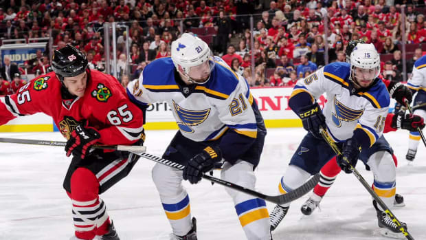 Blackhawks force Game 7 with 6-3 win over Blues - IMAGE