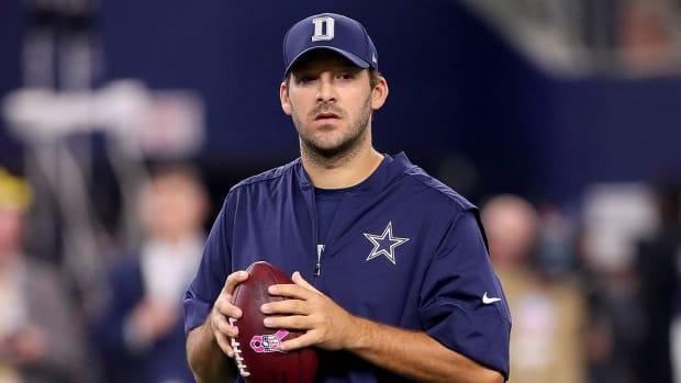 Cowboys target Week 8 return for Tony Romo--IMAGE