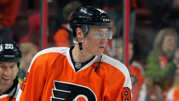 Flyers' Evgeny Medvedev charged with DUI, Drug Possession - IMAGE