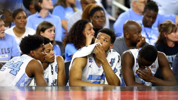 The agony of defeat: A student's view of North Carolina's national title game heartbreaker