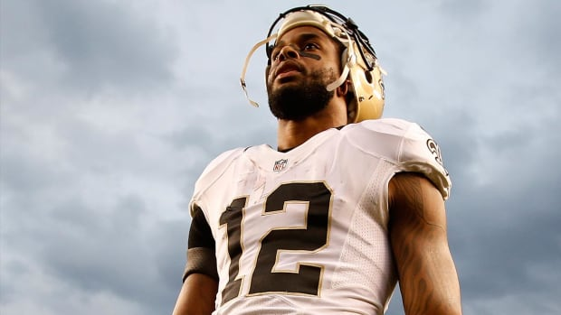 Report: Saints likely to release WR Marques Colston--IMAGE