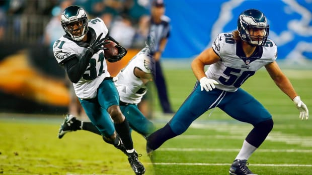 Reports: Dolphins to acquire Byron Maxwell, Kiko Alonso from Eagles - IMAGE