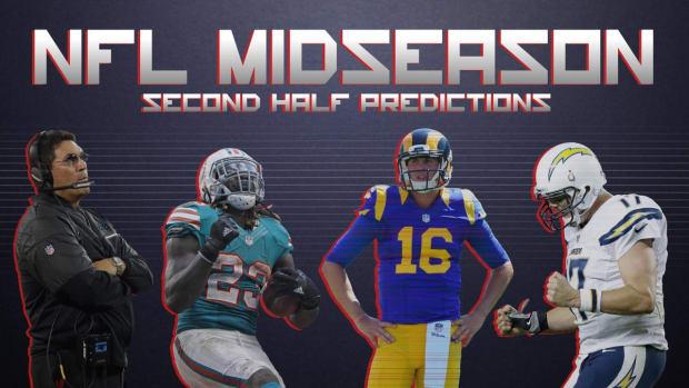 NFL midseason: Statistical leader predictions IMAGE