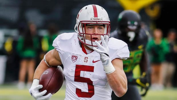 Report: Stanford RB Christian McCaffrey to declare for NFL draft - IMAGE