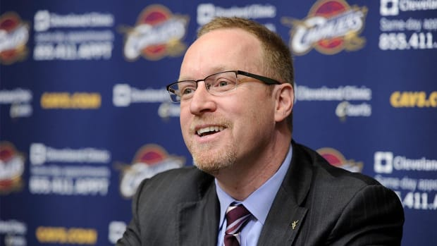Cavs GM David Griffin: 'We do intend to keep this group together IMAGE