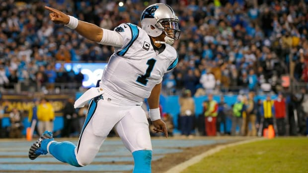 Panthers head to SB50 with Cam leading the way IMAGE