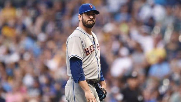 Mets P Matt Harvey to undergo season-ending surgery - IMAGE