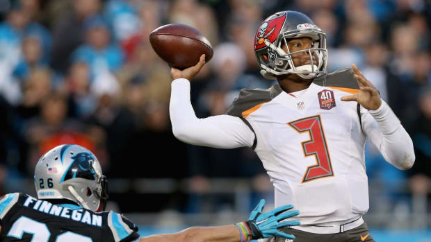 The MMQB Spotlight: Jameis Winston IMAGE