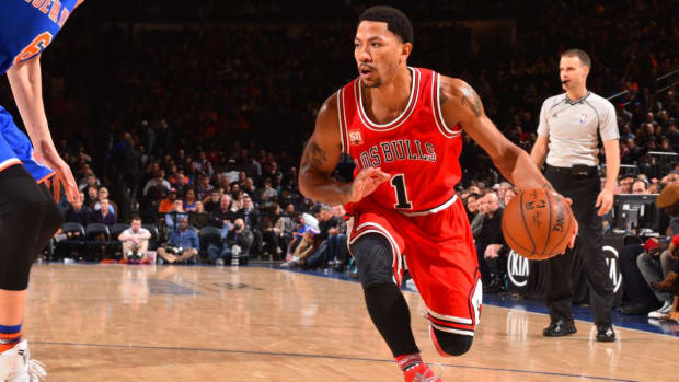 Derrick Rose to Bulls: 'Thank you' for the trade - IMAGE