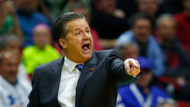 Watch: Kentucky players play 'Cal or Kanye?'
