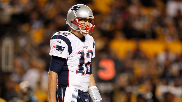 Patriots QB Tom Brady comments on Josh Brown situation - IMAGE
