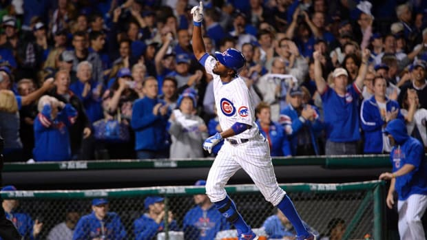 Dexter Fowler returning to Cubs in 2016, not Orioles -- IMAGE