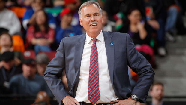 Report: Rockets to hire Mike D'Antoni as their next head coach--IMAGE