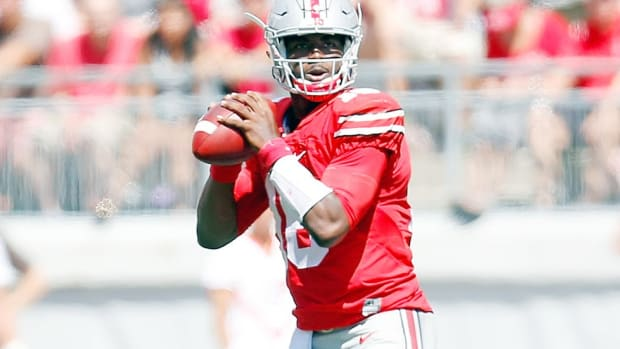 The accidental star: Ohio State's J.T. Barrett is winning over his coach, his doubters and—toughest of all—himself