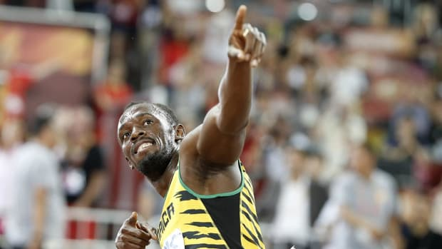 Usain Bolt is headed to his last Olympics -- IMAGE
