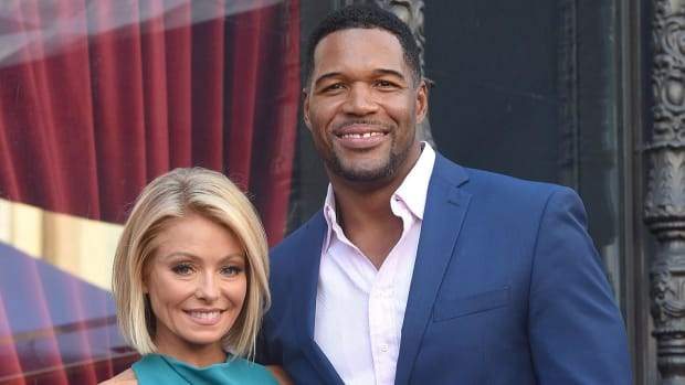 Report: Kelly Ripa, Michael Strahan unlikely to co-host 'Live!' together -- IMAGE