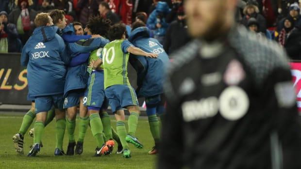 Seattle Sounders win MLS Cup in penalty kicks - IMAGE