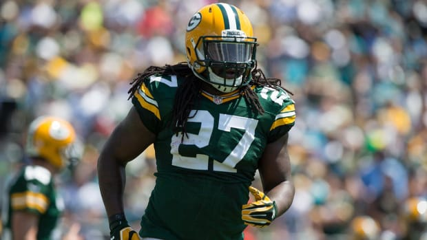 Report: Packers RB Eddie Lacy to be placed on IR -- IMAGE