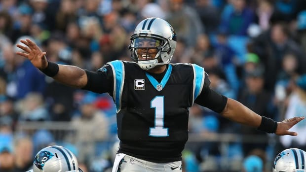 Cam Newton: People haven't seen an African American QB like me - IMAGE