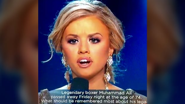 Mustard Minute: Miss Alabama poorly answers question about Muhammad Ali during Miss USA pageant IMG