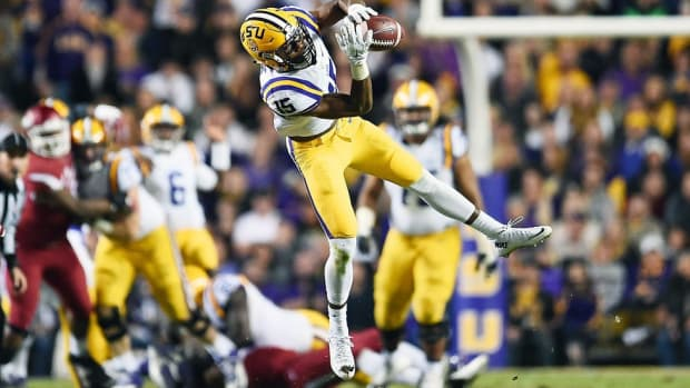 Louisiana pride: LSU's Malachi Dupre talks Les Miles, Leonard Fournette and the Tigers' 2016 signing class