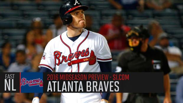 Verducci: Atlanta Braves 2016 midseason preview IMAGE