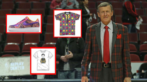 NBA to honor Craig Sager in opening night ceremonies - IMAGE