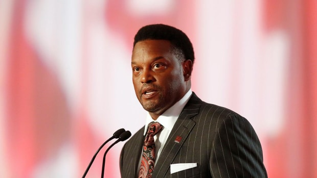 Kevin Sumlin: Johnny Manziel will always 'be an Aggie' - IMAGE