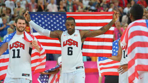Finalists announced for USA men's basketball team - IMAGE