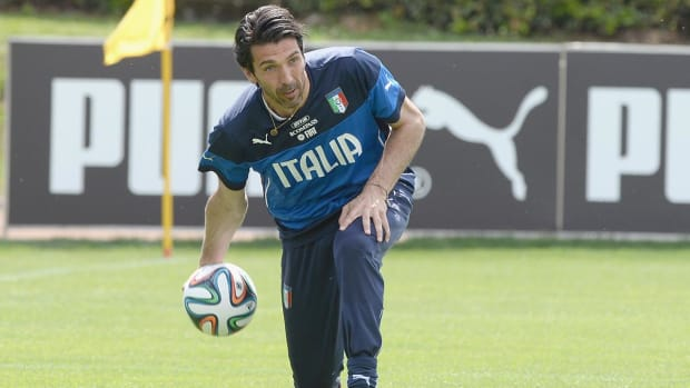 Juventus, Italy goalkeeper Gianluigi Buffon to retire after 2018 World Cup--IMAGE