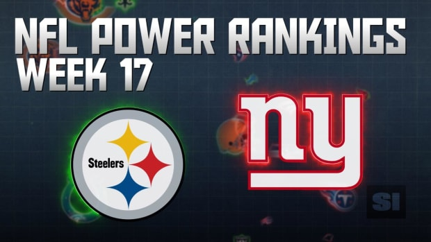 NFL Power Rankings: Week 17 IMAGE