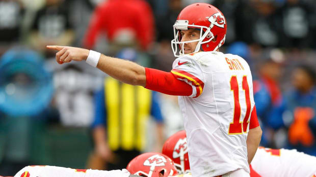 The MMQB Spotlight: Alex Smith IMAGE