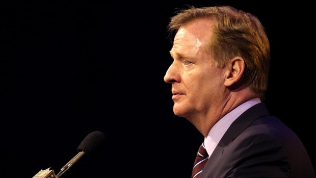 Roger Goodell: NFL playoffs 'likely' to expand -- IMAGE