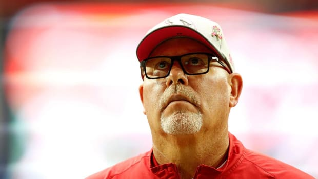 Cardinals coach Bruce Arians taken to hospital in Arizona -- IMAGE