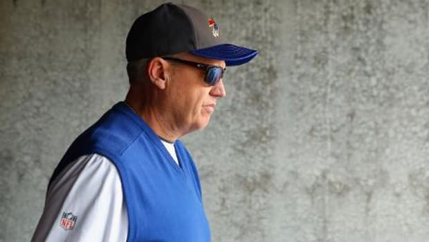 Report: Bills owner gives Rex Ryan, Doug Whaley one-year ultimatum - IMAGE