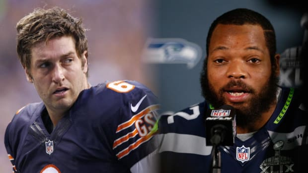 Michael Bennett: Jay Cutler is the 'worst quarterback in the NFL' - IMAGE